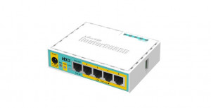 hEX PoE lite Ethernet маршрутизатор